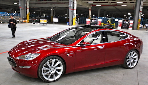 With its Model S and other hi-tech vehicles, Tesla has been at the forefront of the connected car industry.