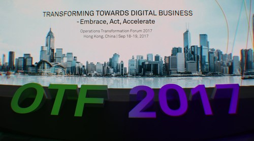 Hundreds of service provider executives, Huawei partners, industry analysts and media converged at the #OTF17.