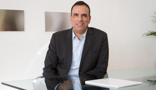 The latest Telecom Italia CEO, Amos Genish.