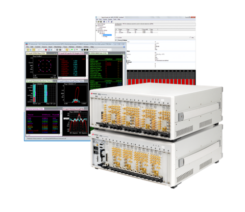 Keysight Technologies, Inc. - MIMO test system.