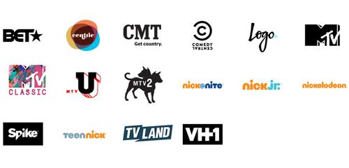 Viacom media networks