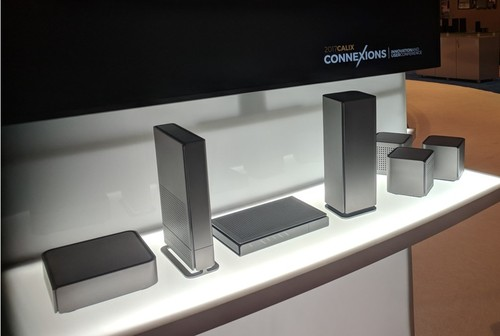 The new Calix GigaFamily products with EXOS