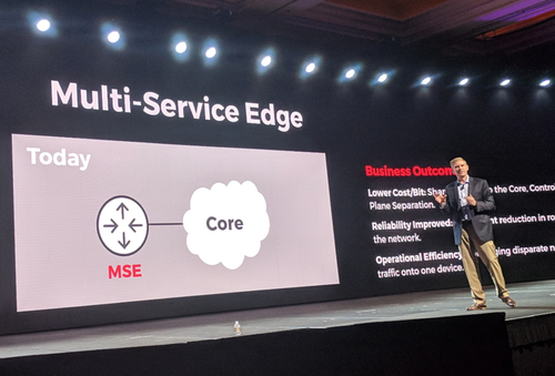 Verizon's Lee Hicks talks about the multi-service edge.