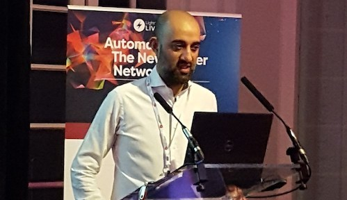 Fahim Sabir, the director of architecture and development for Colt on Demand, says telcos need to convince operational and delivery teams to trust automation.