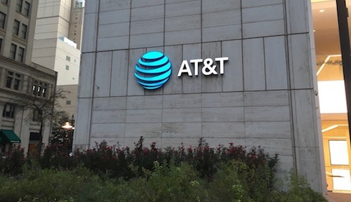 AT&T, whose Dallas headquarters are pictured above, is seen as the dominant force in ONAP.