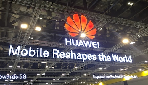5G was unsurprisingly a hot topic during Huawei's mobile broadband event in London this week.