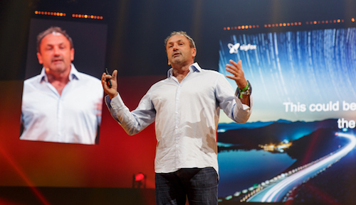Ludovic Le Moan, CEO and co-founder of Sigfox, is said to have clashed with some senior executives over company strategy.
