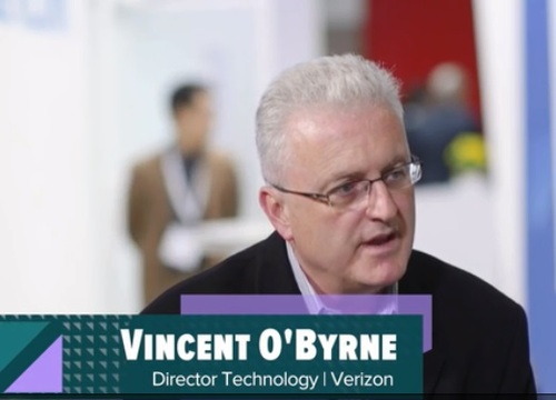 Vincent O'Byrne in an earlier video interview with Broadband World News.