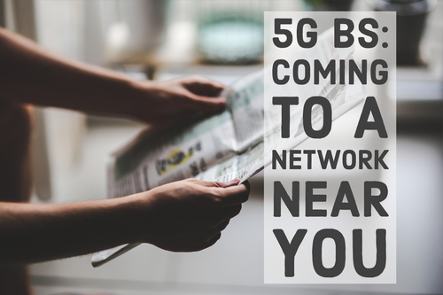 Verizon, AT&T Spar Over 5G Service Names, Marketing