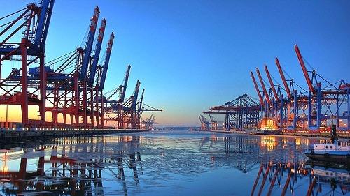 The Port of Hamburg: 5G ahoy!