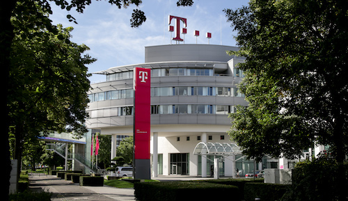 Deutsche Telekom's headquarters in Bonn.