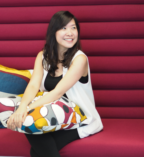 Amanda Lye, associate director of strategy at Axiata Digital