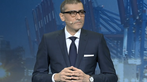 Nokia CEO Rajeev Suri is determined to capitalize on the company's in-house chip R&D to land 5G business.