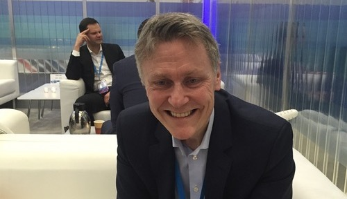 Bjorn Taale Sandberg, head of research at Norway's Telenor, says automation will happen throughout the operator's business.