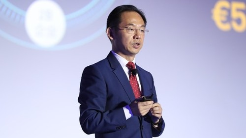 Huawei's Carrier Business Group President, Ryan Ding: 'Fix the WiFi, and you completely change the customer experience.'