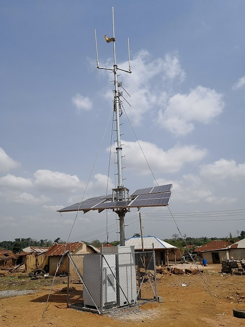 MTN Nigeria has deployed Huawei's low-pole RuralStar 2.0 solution.