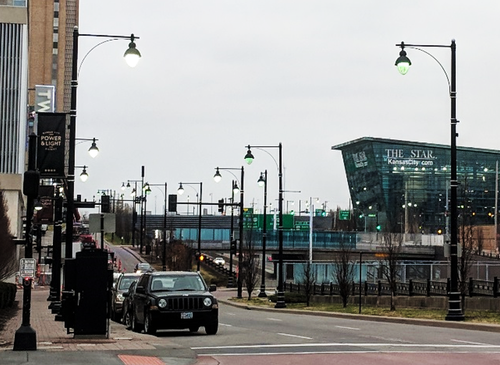 Kansas City lays claim to having 51 of the smartest blocks in the country. That includes connected streetlights with WiFi provided by Sprint and video sensors powered by Sensity, now owned by Verizon.