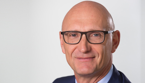 Deutsche Telekom CEO Timotheus Hottges says a Vodafone takeover of Unitymedia in Germany would be a 're-monopolization' of the cable industry.