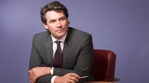 BT Group CEO Gavin Patterson is 'excited to be delivering the next stage of BT's transformation.'
