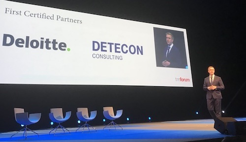 TM Forum CEO Nik Willetts talks about his organization's efforts to attract new partners during this year's Digital Transformation World event in Nice.