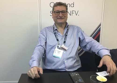 Ibrahim Gedeon, the chief technology officer of Canada's Telus, has harsh words for NFV vendors.
