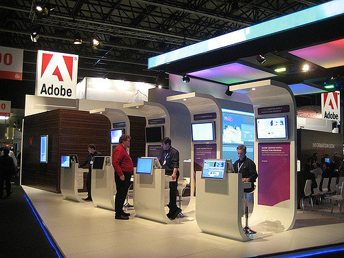 Adobe in 2007. Photo by Christian Van Der Henst S. (CC BY 2.0)