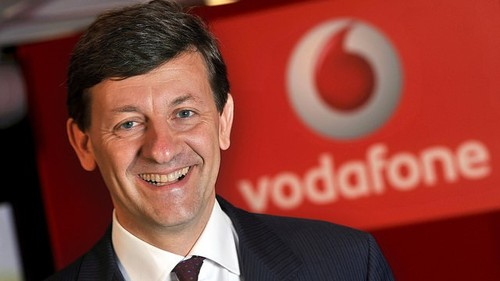 Vodafone CEO Vittorio Colao has seen his compensation rise as the operator's headcount has dipped.