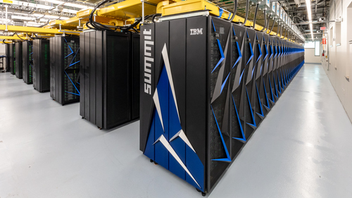 The Department of Energy says its new Summit supercomputer, built by IBM, is the world's fastest and most powerful.