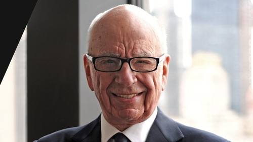 Rupert Murdoch: Still fighting media battles.