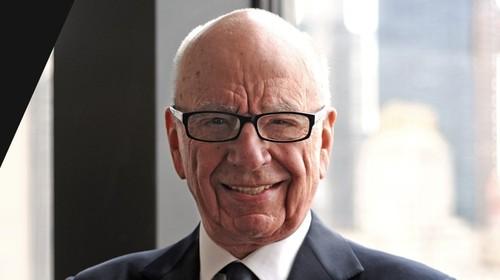 Rupert Murdoch: Still fighting media battles.