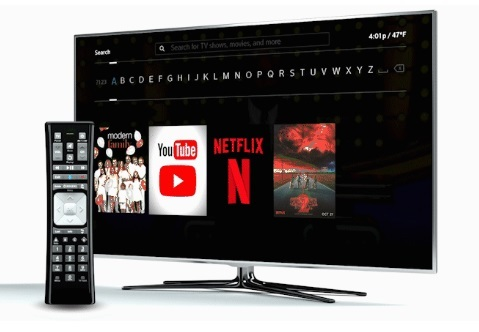 Like Comcast's X1 service, Rogers's Ignite TV offering integrates access to Netflix via the set-top box.
