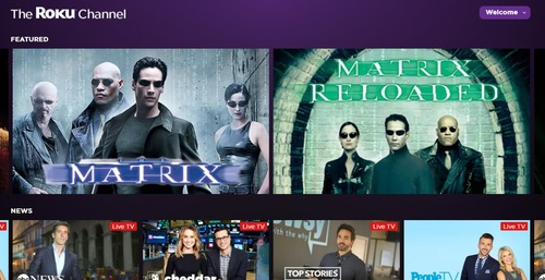 With its move to the web, The Roku Channel has picked the green pill to see how deep this rabbit hole of OTT advertising goes.