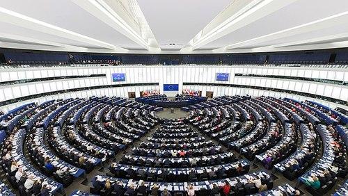 The European Parliament, 2014. Photo by DAVID ILIFF. License: CC-BY-SA 3.0