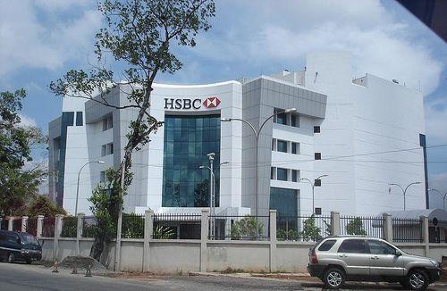 HSBC Group Service Center at Rajagiriya, Sri Lanka. Photo by Cheqbo at the English language Wikipedia [GFDL or CC-BY-SA-3.0], from Wikimedia Commons