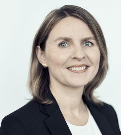 Moving on: Swisscom's Valerie Berset Bircher
