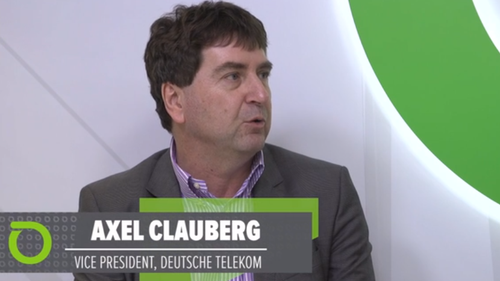 DT's Axel Clauberg: Cloud-native needs to be handled with care.