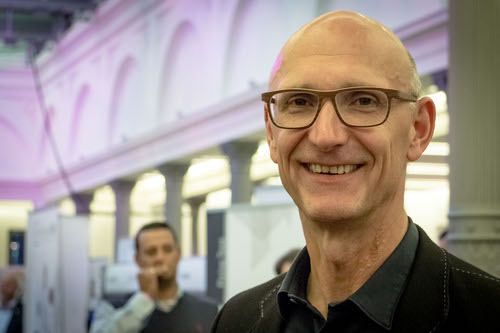 Timotheus Hottges, Deutsche Telekom's CEO, is plotting the first commercial launch of 5G services in 2020.