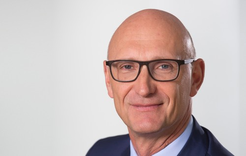 Deutsche Telekom boss Timotheus Hottges says he has invested 40% more in Germany each year than his predecessor Rene Obermann.