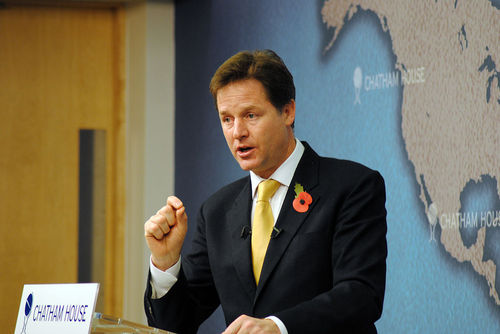 Nick Clegg, the UK's former deputy prime minister, is quitting Westminster politics for Silicon Valley spin.