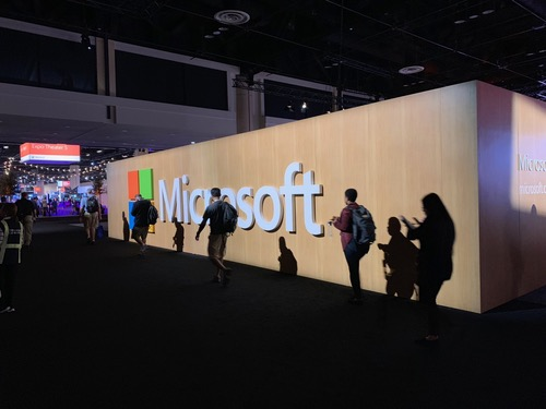 Microsoft Ignite in September.
