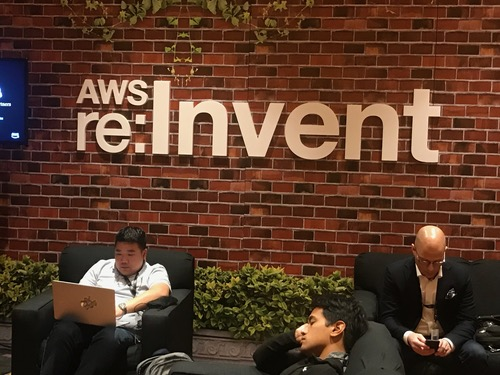 AWS re:Invent 2017