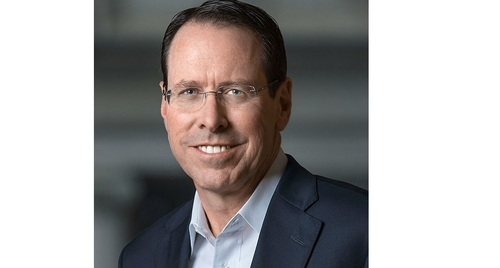AT&T Chairman & CEO Randall Stephenson.a.k.a. Not Netflix CEO Reed Hastings.
