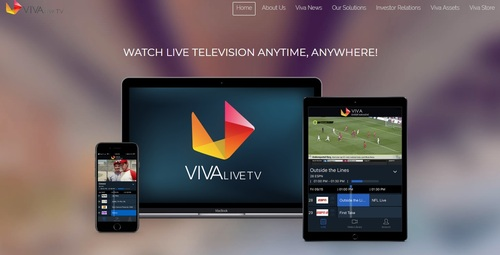 VivaLiveTV's 'Gold' package fetches $34.95 per month and features 150 channels, including feeds from broadcasters such as CBS, Fox, NBC, PBS and ABC. VivaLiveTV is adding DVR capabilities on Friday (December 21).