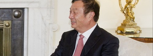 Huawei founder Ren Zhengfei insists his firm would resist requests by the Chinese government to spy on customers.