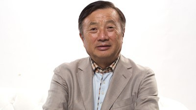 Founder Ren Zhengfei has warned Huawei staff they should 'prepare for times of hardship.'