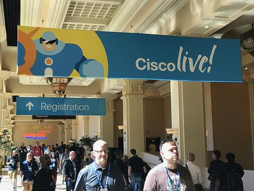 CiscoLive 2017