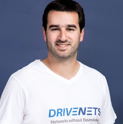 DriveNets founder and CEO Ido Susan has former employer Cisco, as well as Juniper, Huawei and Nokia, in his sights.