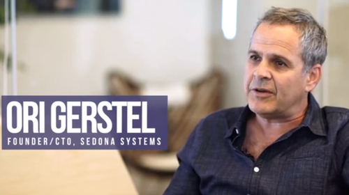 Sedona Systems CTO and co-founder Ori Gerstel.