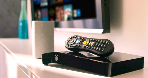 TiVo's product business includes the Bolt OTA, a retail product aimed at cord-cutters that integrates over-the-air TV (when the device is paired with a digital antenna) and a curated blend of OTT services that tie into a unified guide and voice-capable search/navigation system.
