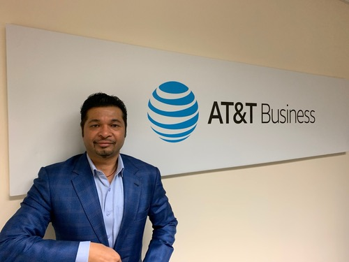 AT&T's Sorabh Saxena